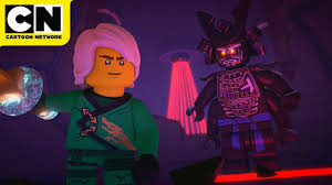 Ninjago: Masters of Spinjitzu | NinjaGo City in Trouble