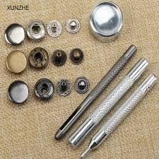 xunzhe clothing accessories 11pcs snap