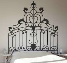 Amazing Headboard Stickers For You Tenstickers