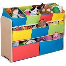 Delta Children Deluxe Multi Bin Toy Organizer With Storage Bins Walmart Com Walmart Com