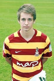 Adam Baker leaves Bradford City | Bradford Telegraph and Argus