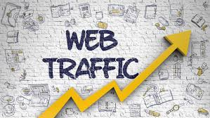 Image result for Traffic a Website Gets