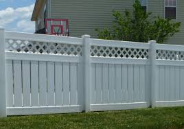 Vinyl Wolfmaster Fence Builders