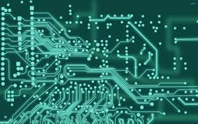 electronic circuit wallpapers group 74