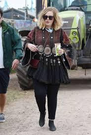 Adele: Day 1 of the Glastonbury Festival -01   GotCeleb
