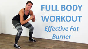 full body workout for women 20 minute