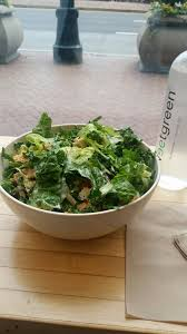 i love the kale caesar salads from