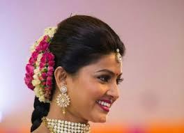 south indian muhurtham bridal make up