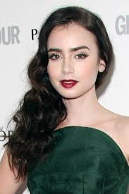 get lily collins snow white inspired
