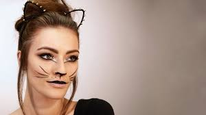 make up tutorial easy cat
