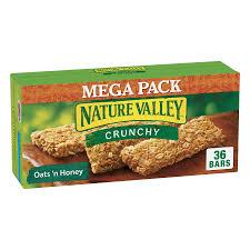 crunchy granola bar oats n honey