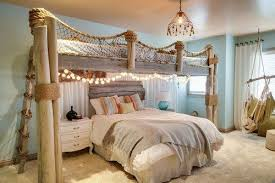 Home Dig This Design Ocean Themed Bedroom Beach Bedroom Coastal Bedrooms