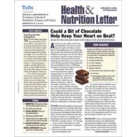 tufts university health nutrition