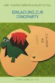Eine sammlung mit kostenlosen druckvorlagen für alle anlässe ! Dino Einladungskarten Zur Dinoparty Selber Basteln Einladung Kindergeburtstag Basteln Einladung Kindergeburtstag Basteln Dino Kindergeburtstag