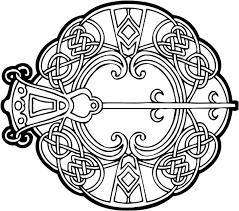 Signspecialist Com General Decals Beautiful Celtic Vinyl Graphic Sticker Customize On Line Celtic Decal Co 0030w