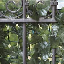 Artificial Ivy Rolls 3m X 1m Long Quality Foliage Fast Delivery