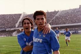 The Diego Maradona magic that helped Napoli lift the 1989 UEFA Cup