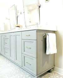 paint for bathroom vanity cabinets