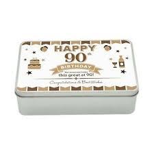 90th birthday keepsake novelty funny