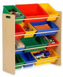 Honey Can Do Kids Toy Room Organizer With Totes 12 Bins Reviews Cleaning Organization Home Macy S