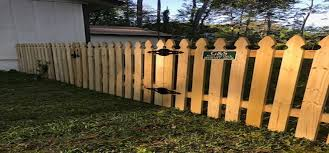 French Gothic Picket Fence Professional Fence Installation More G S Fence Of Tallahassee
