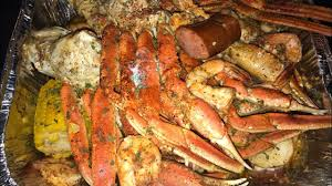 HOW TO MAKE CRAB BOIL IN FOIL PAN ...