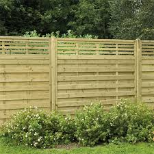 Forest Kyoto Fence Panel 4ft Pack Of 3 Homebase