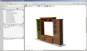 3d images in cabinet design software