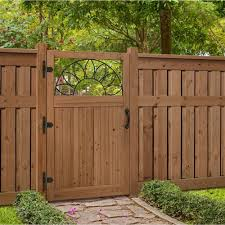 Picket Fence Gate Styles
