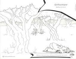 gethsemane teach us the