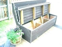 deck cushion storage outdoor box nz