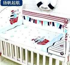 baby boy cot bedding