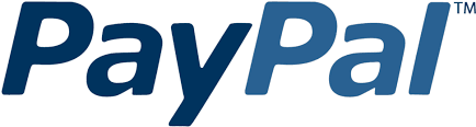 NEW PAYPAL LOGO PNG - TRANSPARENT BACKGROUND