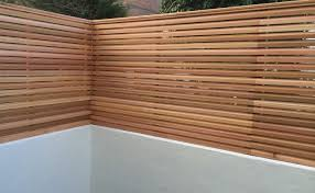 Top 5 Most Popular Types Of Fence Panels Contemporary Fencing