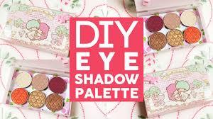 diy eye shadow palette inspired by z