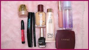 makeup using lakme s easy
