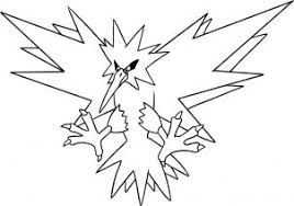 Pokemon Kleurplaat Legendarich Entei