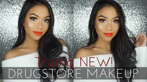 full face using all makeup