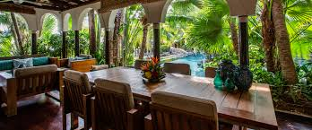 ocean front villas luxury resort curacao