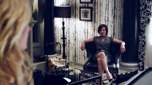 regina mills kneel before the queen