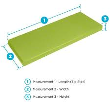 outdoor bench seat cushions 700