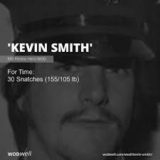 """Kevin Smith"""" WOD"""