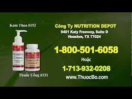 nutrition depot giam dau nhuc 151 and