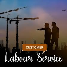 Labour Service Customer by Cornelia Smith