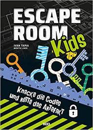 Escape Room Kids 9783966641210 Amazon Com Books