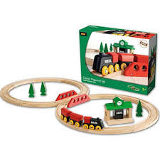brio clic figure 8 set bussinger