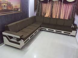 l shaped sofa set at rs 35000 piece s