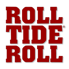 Roll Tide Roll Multi Use Decal University Of Alabama Supply Store