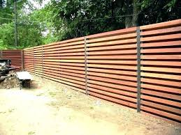 Fence Installation Wood Miami Horizontal Company Muconnect Co