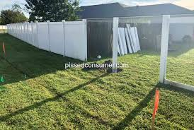 Lowes Fence Installed On Wrong Property Aug 26 2018 Pissed Consumer